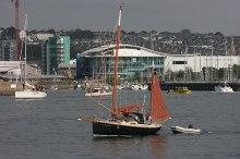 Plymouth, The Cattewater, Devon © Adrian Platt
